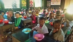 Besseres Essen für alle drei Schulen